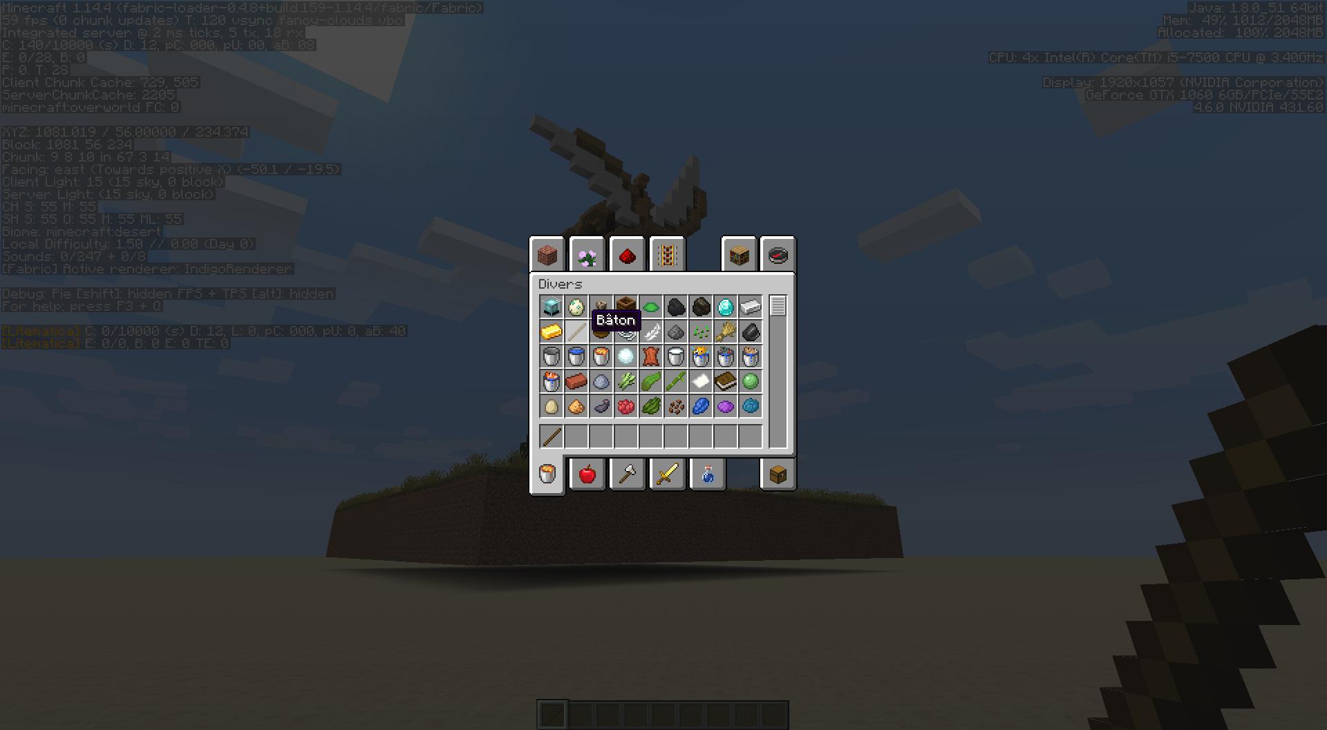 serveur de rencontres Minecraft