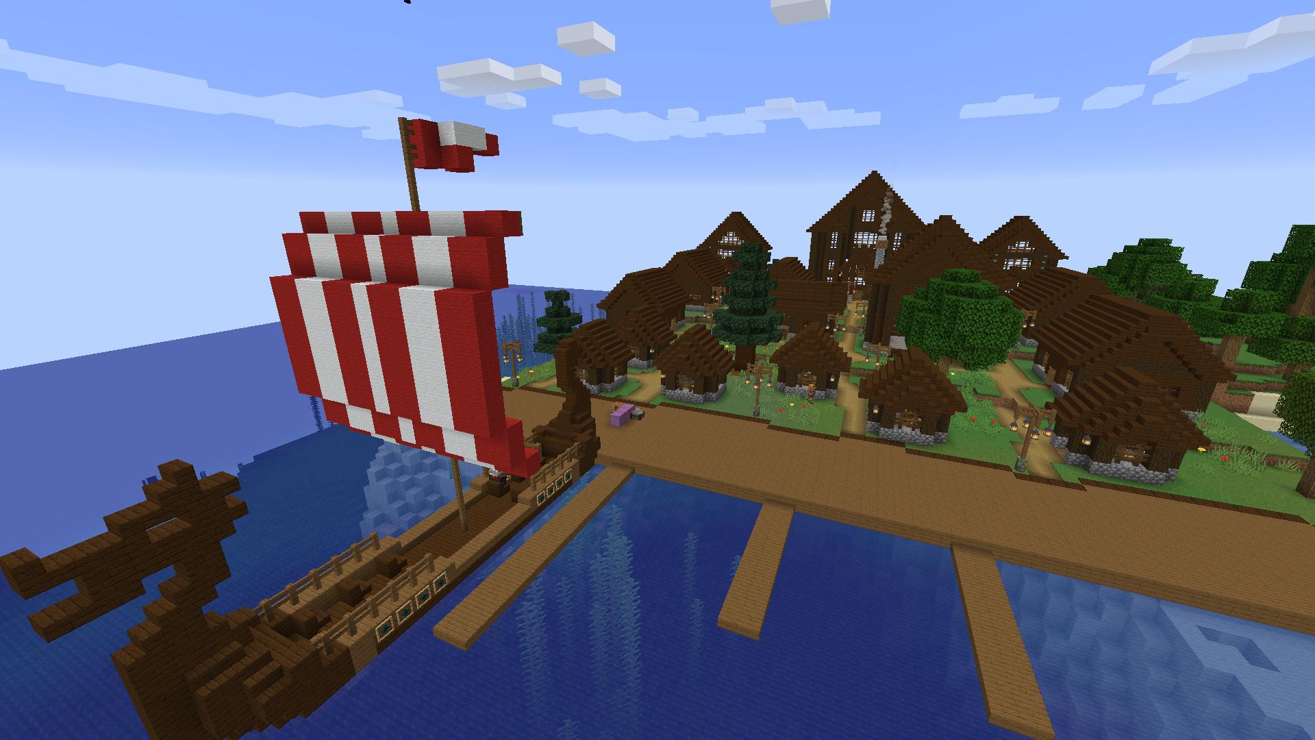 Freebuild Minecraft Serveur Minecraft Freebuild